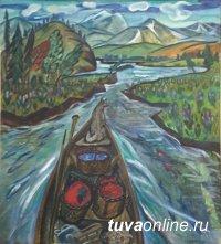 В Туве вспоминают блестящего живописца Владимира Ховалыга (1949-2005)