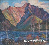 К 100-летию со дня рождения известного тувинского живописца Георгия Суздальцева открывается выставка