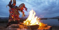 В Туве шаманы разоблачили лже-экстрасенса