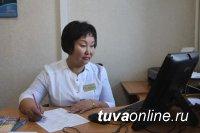 ЧЕЛОВЕК ТРУДА. Старшая медсестра Чечен Ооржак