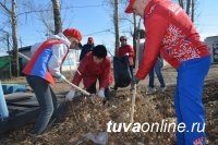 В Туве апрельские субботники коснутся и подъездов к поселениям, сакральных мест