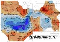 Синоптики обещают резкое похолодание в конце недели в Туве и на юге Красноярского края
