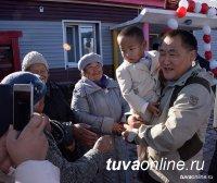 Глава Тувы Шолбан Кара-оол поздравил земляков с Днем местного самоуправления