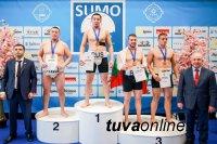 Успех тувинских сумотари на юниорском первенстве Европы и Чемпионате Европы среди взрослых