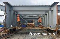 Новый мост через Енисей планируют открыть к началу учебного года. И начать реконструировать старый