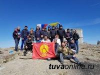 Кызыл: Восхождение на Догээ ко Дню местного самоуправления