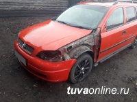 В Кызыле сотрудниками полиции задержан водитель, скрывшийся после совершения наезда на пешехода со смертельным исходом