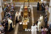 Глава Тувы Шолбан Кара-оол поздравил православных верующих Тувы с Пасхой