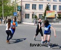 В Кызыле 18 мая пройдет Легкоатлетическая эстафета, посвященная 74-й годовщине Победы