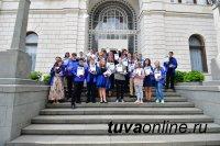 Чтецы из Тувы покоряют «Артек» во Всероссийском конкурсе чтецов «Живая классика»