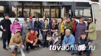 Тувинский театр отправился на Сибирский театральный форум