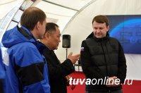 Министр экономического развития России прибыл с рабочим визитом в Туву