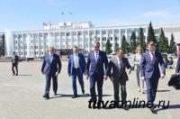 Меры по ускоренному развитию Тувы обсудили в формате комплексного выезда в регион руководства ключевых федеральных министерств
