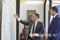 Российское правительство готовит детальный план строительства железной дороги в Туву