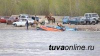 В Кызыле прошли учения по ликвидации последствий паводка