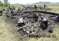 Немецкий археолог Парцингер ожидает редкие находки на раскопках кургана Туннуг в Туве