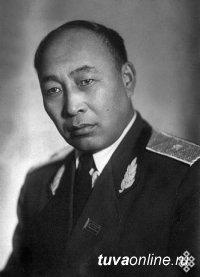 Исполняется 106 лет со дня рождения первого чекиста Тувы Монгуша Артаса