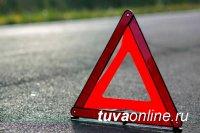 В Кызыле инспекторы ДПС задержали водителя, скрывшегося с места наезда на пешехода