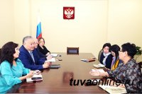 ТувГУ проводит профориентационную кампанию в Монголии