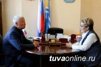 На 25-летие Верховного Хурала Тувы ожидают парламентскую делегацию из Хакасии