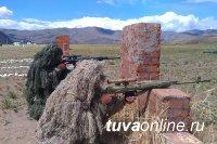 В Туве впервые показали горный спецназ ЦВО