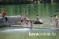 В Кызыле 7 июня днем температура воздуха может прогреться до 33 градусов