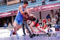 Тувинский борец Начын Монгуш завоевал золото Чемпионата Европы в Испании!