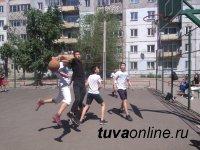 В Кызыле определили лучших в Стритболе