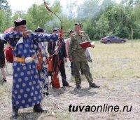 В Туве прошел юбилейный десятый Слет ветеранов органов внутренних дел и внутренних войск
