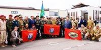 Форум ветеранов «БОЕВОГО БРАТСТВА» СФО прошел в Кызыле республики Тыва