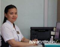 Молодые лица здравоохранения Тувы. Врач-онколог Тайгана Бадарчы