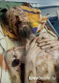МВД опровергло информацию о мужчине из Тувы, который месяц прожил в берлоге
