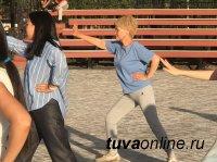 В Кызыле для всех желающих под руководством китайского тренера проводится гимнастика тайцзицюань и цигун