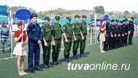 В Туве команда 41 армии во второй раз завоевала Кубок министра обороны России на Всеармейских соревнованиях по борьбе