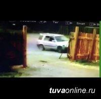 Задержан водитель, скрывшийся после совершения наезда на пешеходов на ЛДО Кызыла