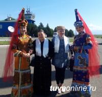 В Кызыл прилетели первые эксперты Гастрономического форума «Тувинская баранина»