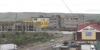 В Кызыле объявлен приём детей в строящуюся школу номер 17 на Ангарском бульваре