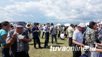 В Туве отметили главный праздник животноводов республики - Наадым