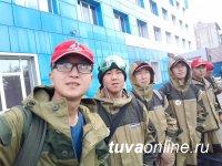 Студенты ТувГУ помогают пострадавшим от наводнения в Иркутской области