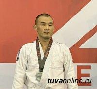 Белек Ооржак стал серебряным призером чемпионата мира по джиу-джитсу