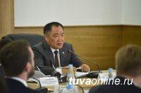 Шолбан Кара-оол: защита Комплексного плана социально-экономического развития Тувы – задача №1