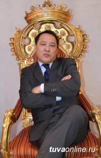 Тува: Хедлайнер III Международного фестиваля горлового пения - Дангаа Хосбаяр (Монголия)