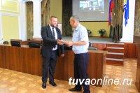 В МВД по Республике Тыва объявили благодарность гражданам за содействие в раскрытии тяжких преступлений