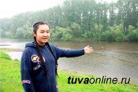 Дети-герои: в Туве подросток вытащила из воды тонущую девочку