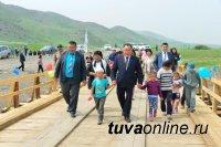 Глава Тувы Шолбан Кара-оол продолжает поездки по районам республики