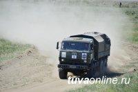 В Туву прибыли участники второго международного этапа конкурса «Военное ралли-2019»