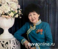Ушла из жизни Заслуженный работник культуры Тувы Раиса Седеновна Кара-оол