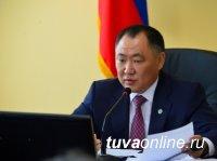Глава Тувы выделил ключевые задачи на предстоящую рабочую неделю