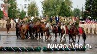 """На """"Спасской башне"""" впервые выступит конный духовой оркестр из Тувы"""