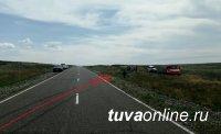 Полиция Тувы просит отозваться очевидцев и свидетелей ДТП